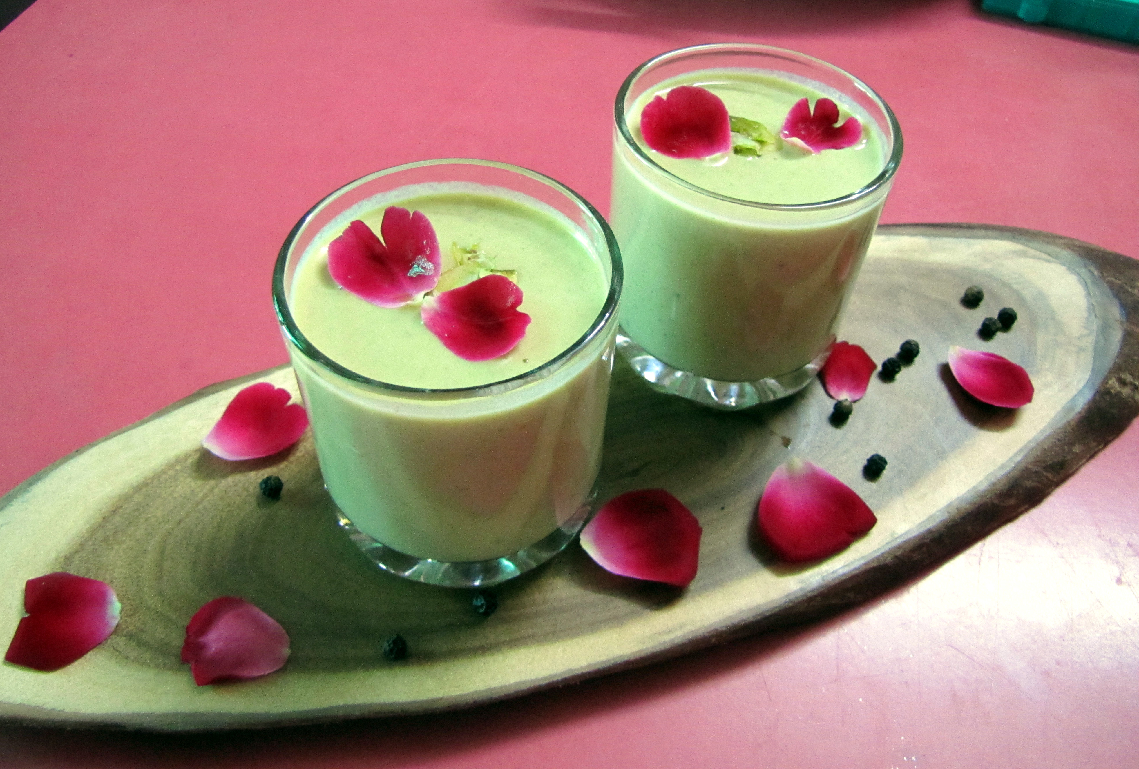 Thandai - The ultimate Indian spiced cold beverage