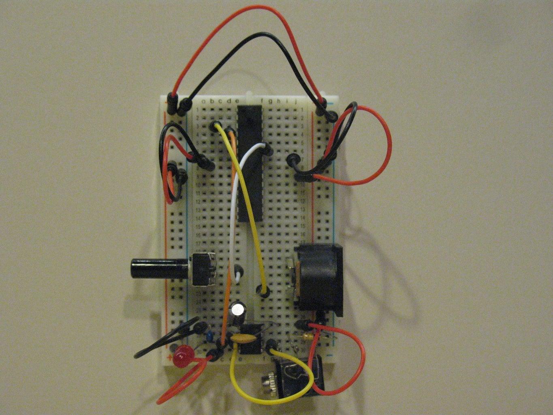 MIDI Data Pin to ATMEGA328 Tx