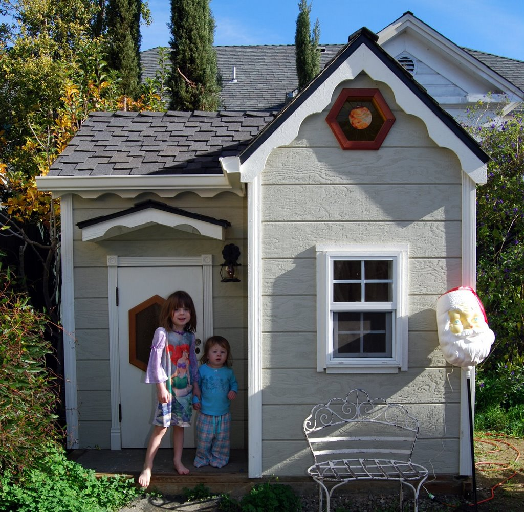 The Princess Playhouse