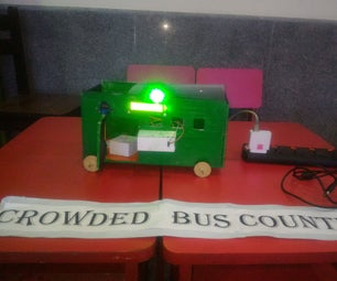 Crowded Bus Counter