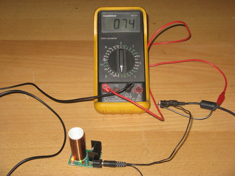 Power Usage