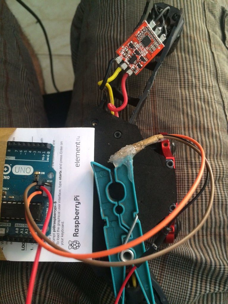Fashing ESC's - BLHeli Suite With Arduino