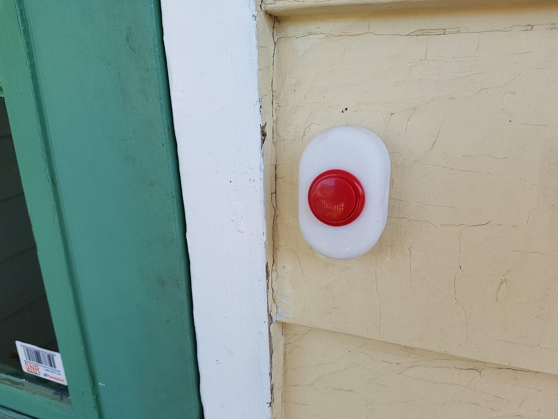 Arcade Fire-Button Doorbell