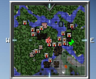 Install Zan/Voxel/Rei's Minimap Minecraft 1.7.10 [EASY]