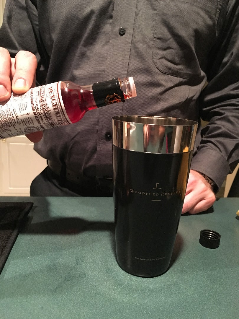 Add Cocktail Bitters