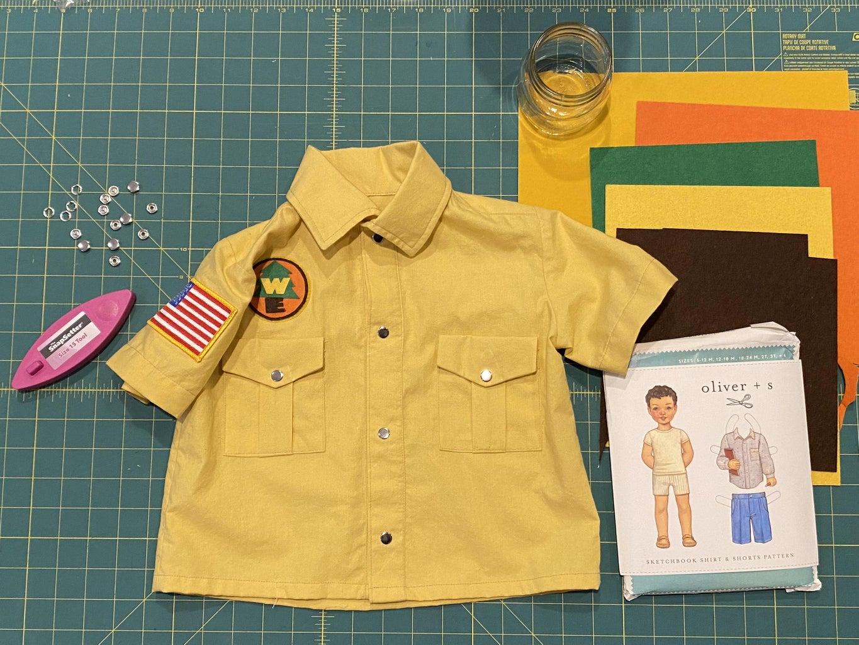 Wilderness Explorer Shirt