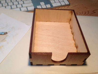 Cut Out and Assemble Your Box