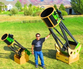宇宙水手:大口径多布森望远镜