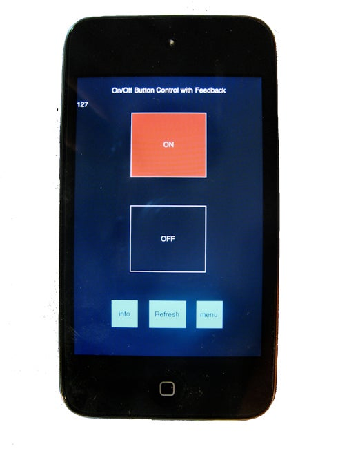 Control Stuff With Your IPod Touch/iPhone