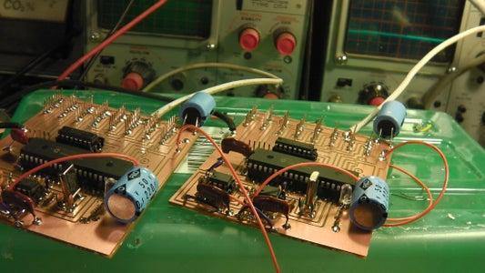 Microcontroller Board Explanation