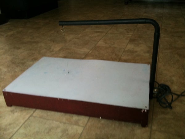 Table Top Hotwire Styrofoam Cutter