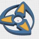 Triblade Spinner