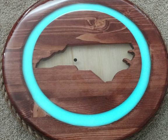 State Glow Table