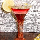 How to Turn a Funnel Into a Cocktail Glass
