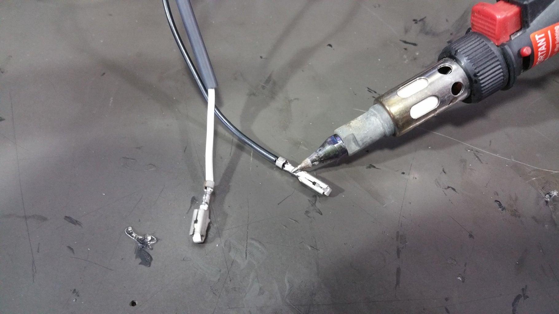 Solder and Plug Terminals