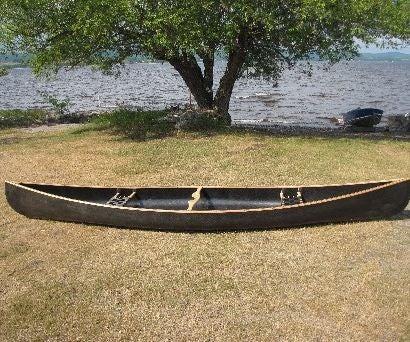 Strip Canoe in Carbon