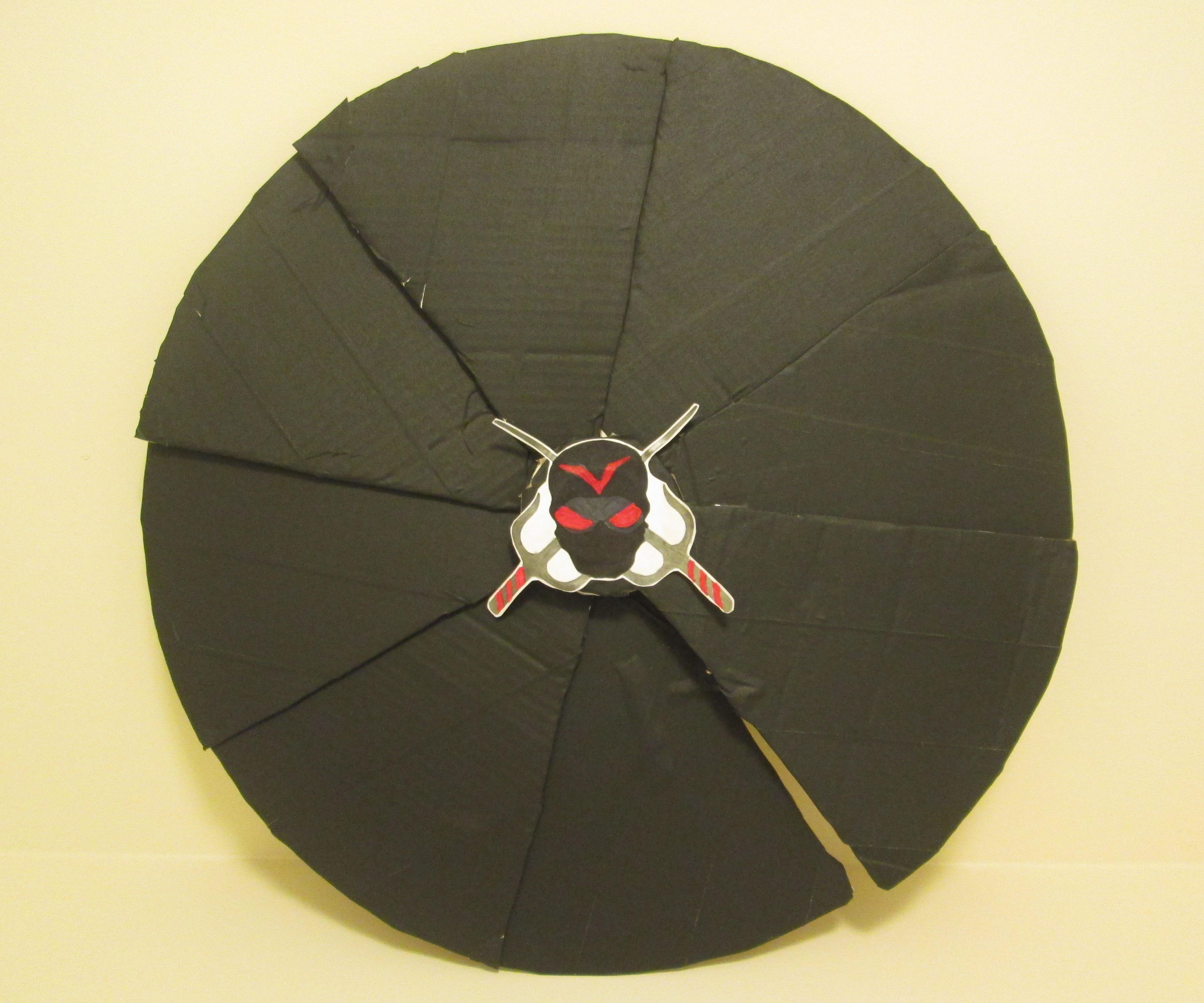 Motorized Evil Shield