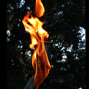 Cardboard Kerosene Torch