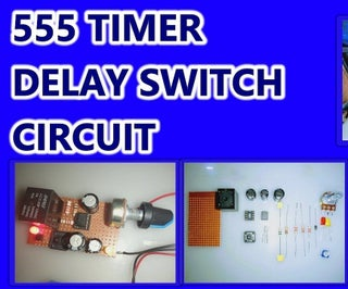 555定时器延迟电路