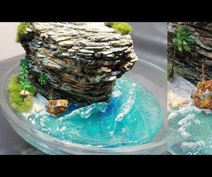 DIY Beach Terrarium | Aquascaping | Diorama