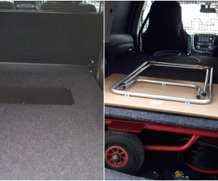 Split Level Van