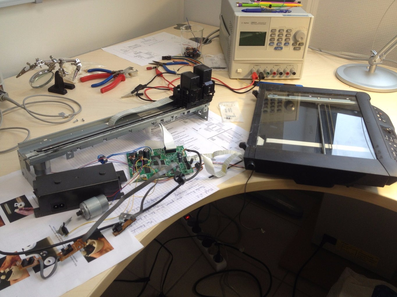 CCD Reverse Engineering Part 1