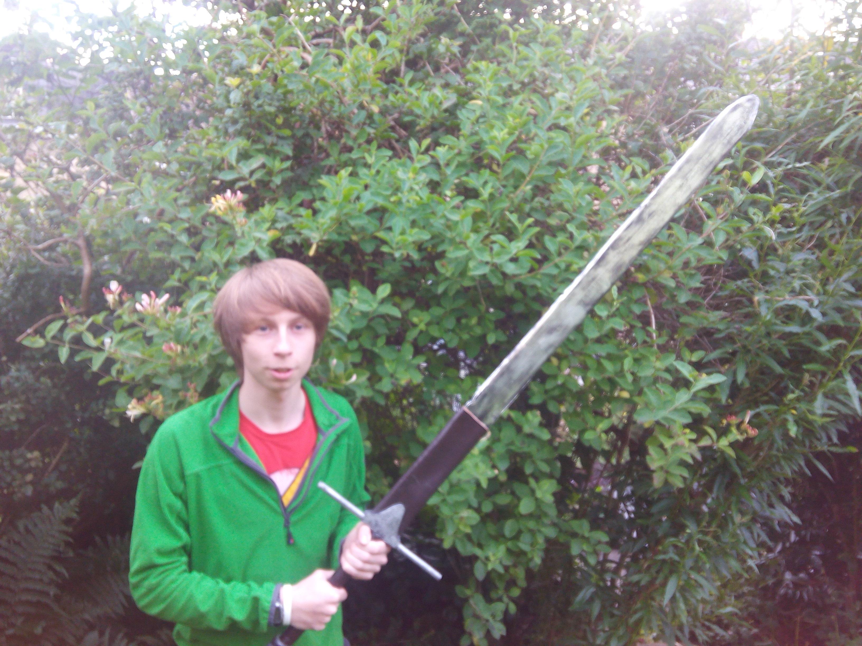Braveheart claymore sword
