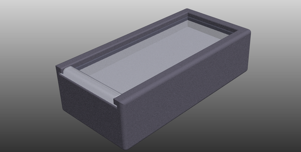 Digital Manufacturing -  3D Printed Box Project