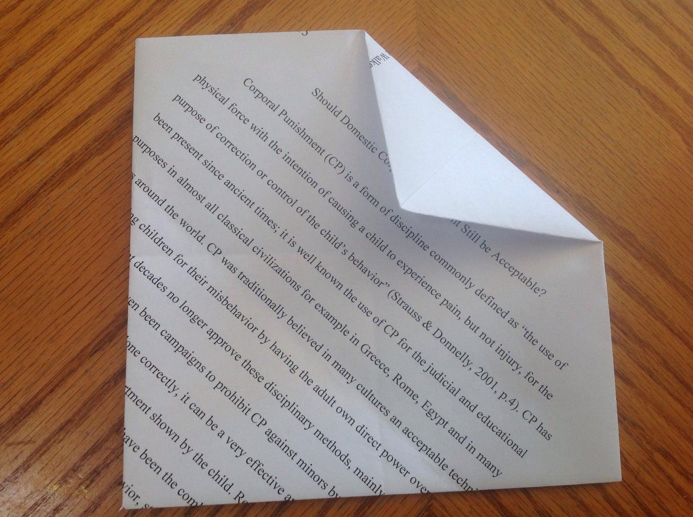 Part 2: Fold