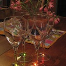 LED Wine Charms