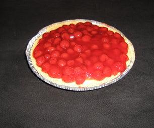 Old Fashioned Cherry/Lemon Icebox Pie