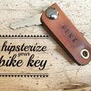Hipsterize Your Bike Key