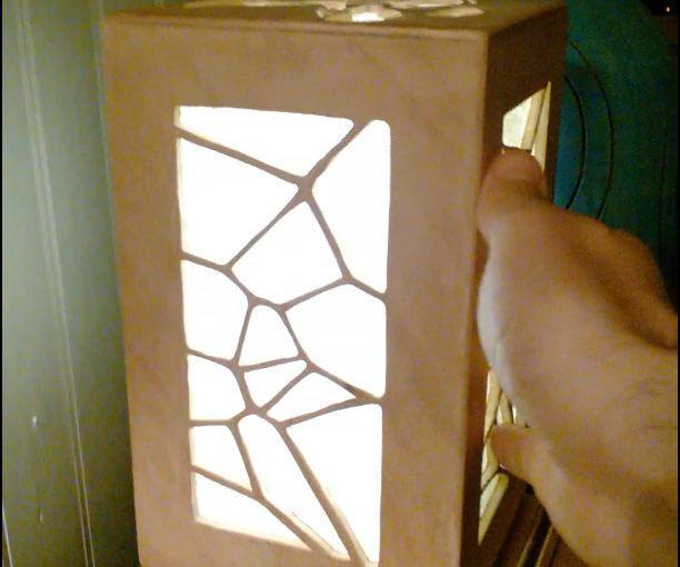 Sensitive touch lamp