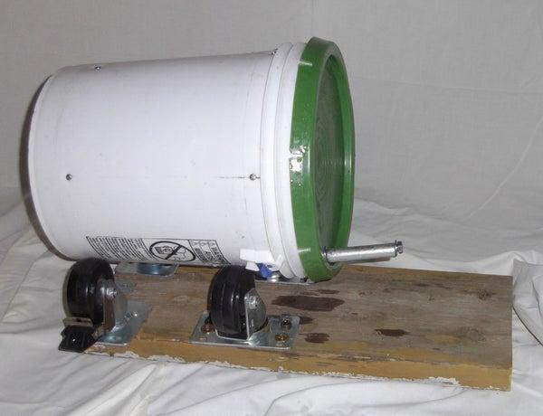 Tabletop Washing Machine (4 Da Poor Man)