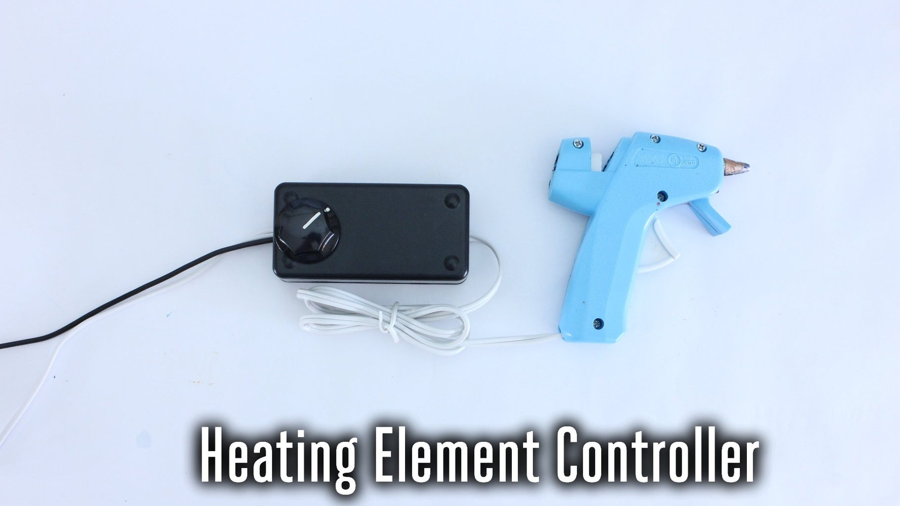 Adjustable Temperature Controller for Heating Elements