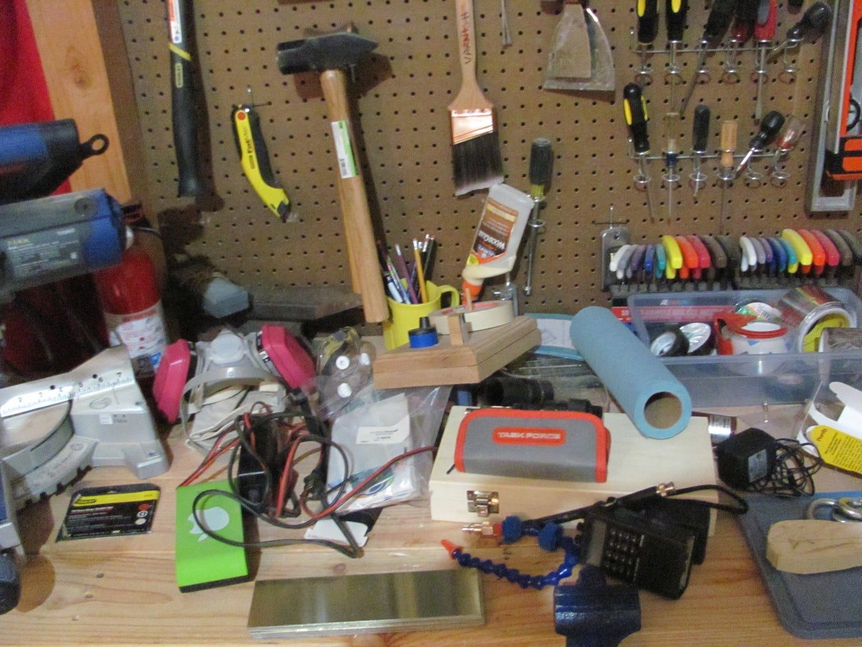 Disorganization - the Horizontal Surface