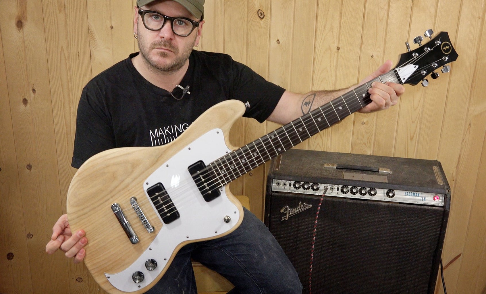 Make a Guitar With CNC