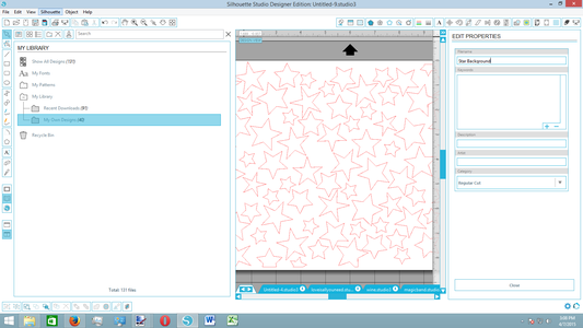 Transform Your Pattern Into a Full-page Pattern