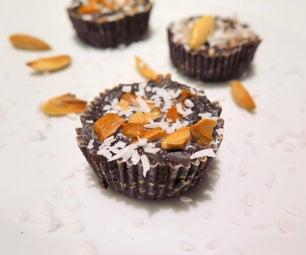 美食黑巧克力
