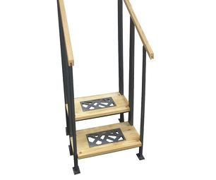 STEEL PROTOTYPE FABRICATION- STAIRCASE
