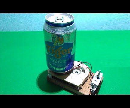 Homemade Mini USB Fridge Chiller DIY Frefrigerator Peltier Cooler