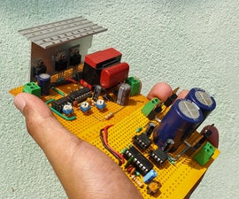 220V DC to 220V AC: DIY Inverter Part 2