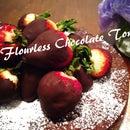 Decadent Flourless Chocolate Torte