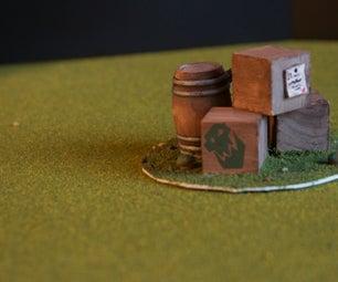 Simple Terrain: Objective Markers