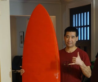 How to 3D Print a Surfboard