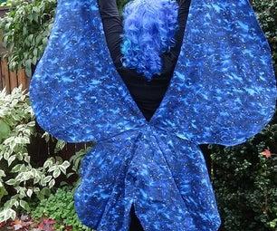 Fairy Wing Wrap Skirt