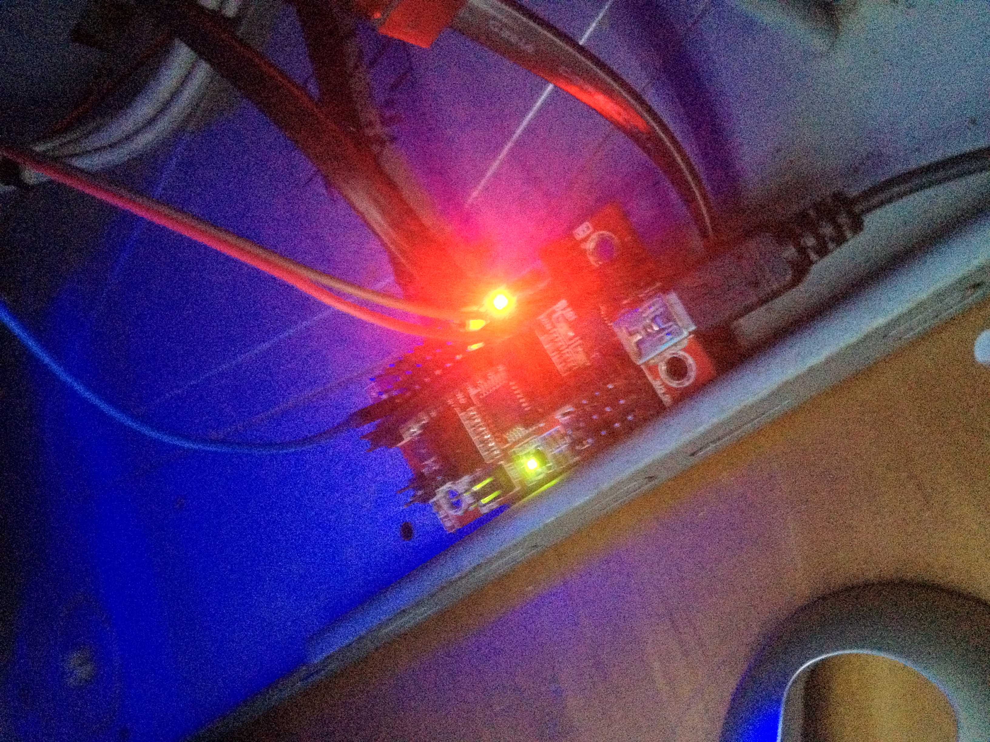 arduino controlled pc power switch