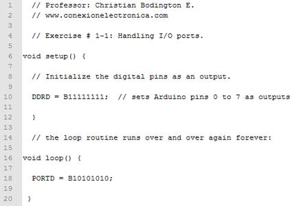 (Exercise Code No.1-1)