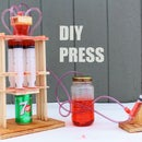 How to Make a Powerful Hydraulic Press