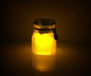 Sun Jar of Happiness